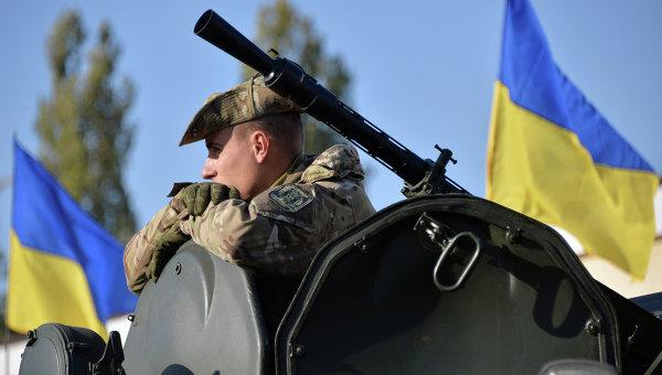 Порошенко разреши на чужденци да служат в украинската армия