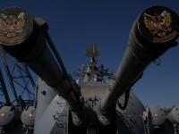 """Путин възложи на командването на крайцера """"Москва"""" да си сътрудничи с френските ВМС"""