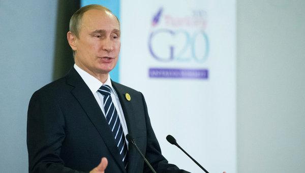 """Един от най-яростните противници на Кремъл нарече Путин """"звездата на Г-20"""""""