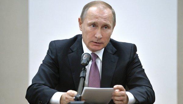 Путин: Съжаляваме, че Турция дава неясни обяснения за сваления самолет