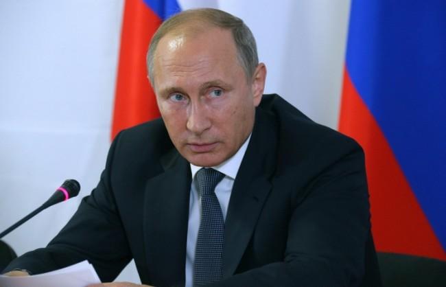 Путин подписа указ за предприемане на специални икономически мерки срещу Турция