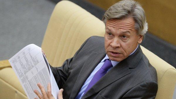 """Пушков иронизира """"приятелската политика"""" на Пентагона"""