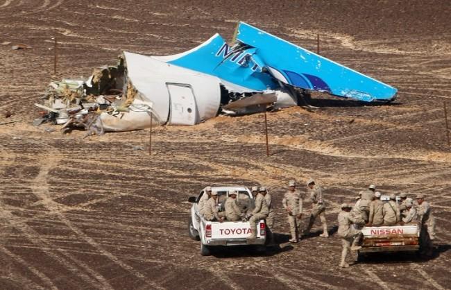 Путин: Разследването на катастрофата на А321 е на финален етап