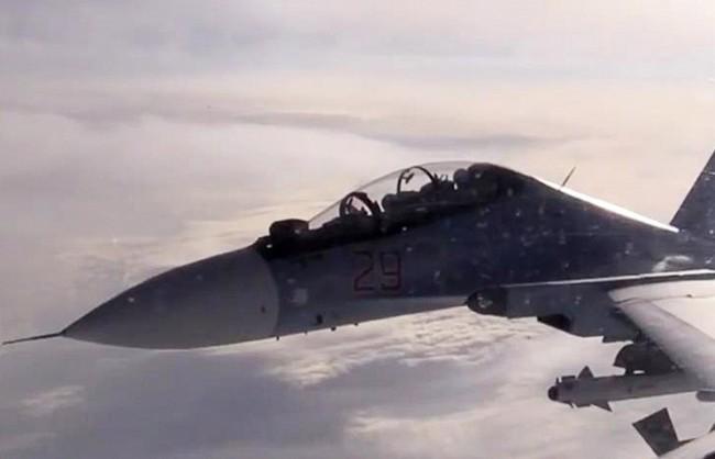 Русия нанесе трети масиран удар по терористите в Сирия