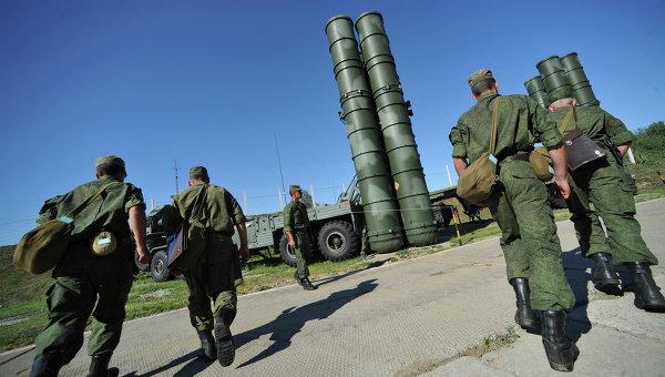 Русия разгърна ЗРК С-400 в Сирия