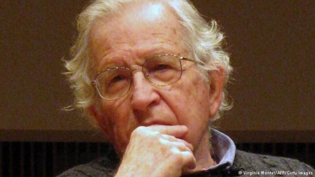Ноам Чомски: Америка е империя на хаоса