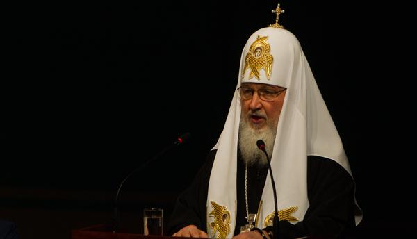 Патриарх Кирил: Масовото кино води до деградация на обществото