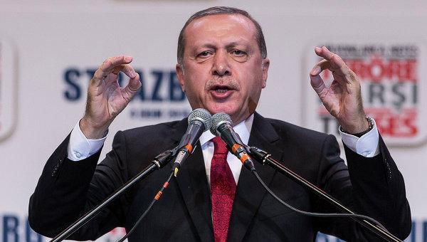 """Ердоган: Европейски държави ще останат в историята със """"своята срамна политика"""""""