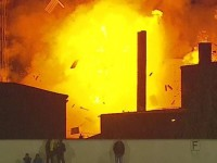 Взрив в хлебозавода в Румъния
