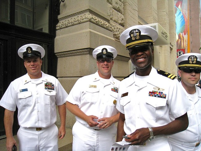 През 2040-та ВМФ на САЩ ще изглежда както през 1990-та