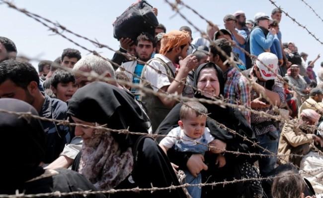 Европа отпуска 3 млрд. евро на Турция за бежанците