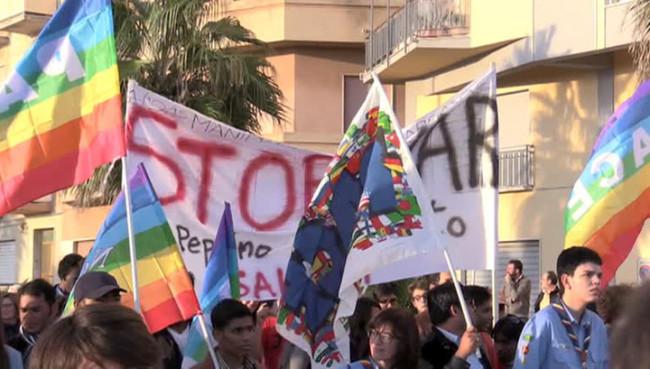 НАТО предизвика гнева на италианците