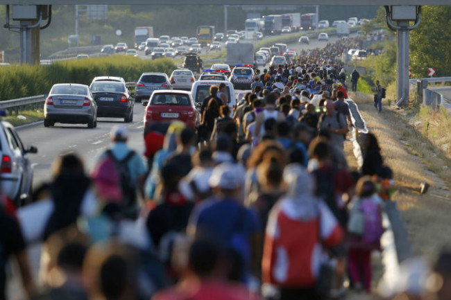 Унгария няма да приеме обратно нито един мигрант