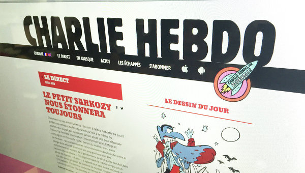 В Държавната дума предлагат внасянето на служителите от редакцията на Charlie Hebdo в санкционните списъци