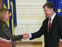 Ф. Могерини: Нормализирането на ситуацията в Украйна е един от приоритетите на ЕС