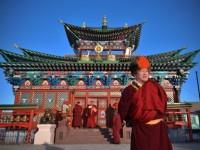 Иволгински дацан – будистки храм, Бурятия, Сибир Снимка: Alamy / Legion Media.