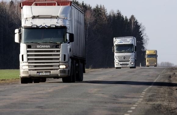 Специална тарифа за камиони в Русия