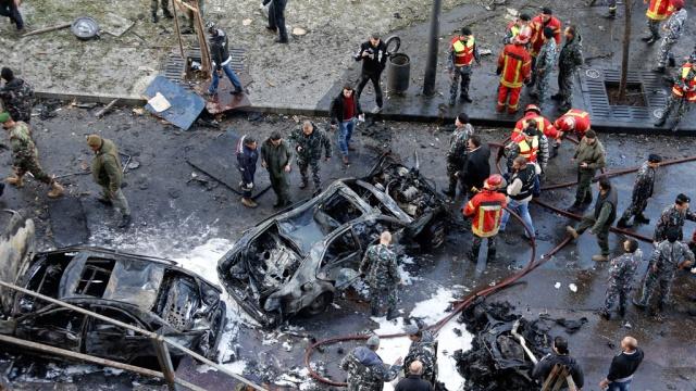 ИД пое отговорността за кървавия атентат в Бейрут