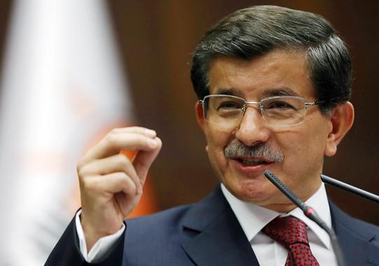 Давутоглу огласи 5-те основни цели на новия кабинет, сред тях е и влизането на Турция в ЕС