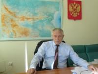 Снимка: Директор на Руският център в София Сергей Александрович Смитюшенко.
