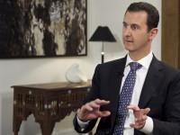 """Асад: Действията на Русия в Сирия за """"акт в защита на Европа"""""""