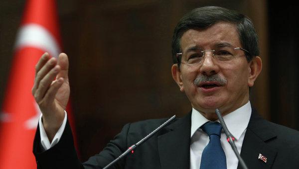 Турският премиер призова за създаване на военен канал за връзка с Русия
