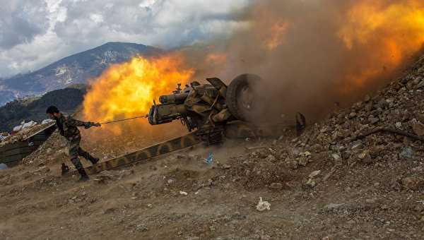 Песков: Дестабилизацията в Сирия започна аналогично на събитията в Украйна