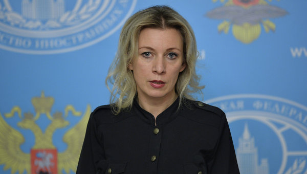 Захарова: Оглавяваната от САЩ коалиция имитира борба срещу ИД