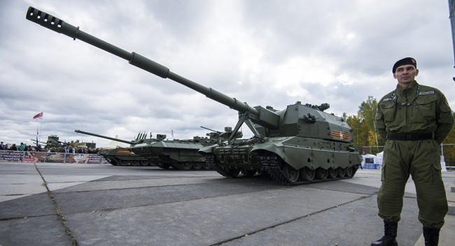 Бърз и точен: Тайните на руския Хоуицър