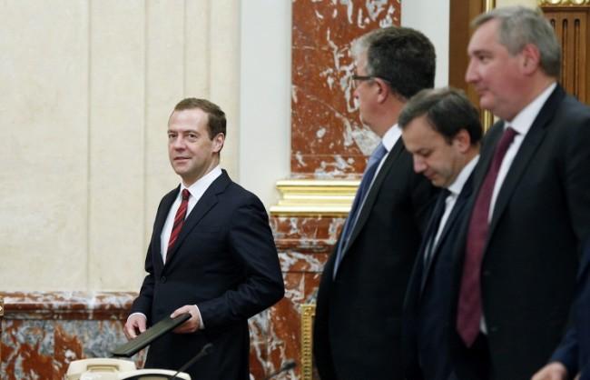 Медведев: Бюджетната система в Русия остава стабилна