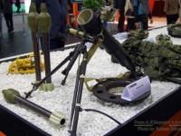 Безшумен убиец: Русия изпробва секретен нов миномет за своите спецподразделения