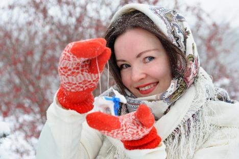 Най-добрият указател за руски коледен подарък
