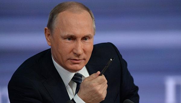 Путин: Въоръжените сили на РФ показаха в Сирия далеч не всичките си възможности