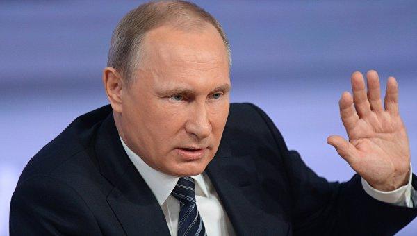 Путин: Световните политически новобогаташи изгубиха чувство за реалност