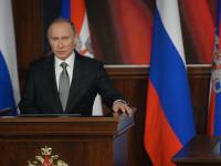 Путин нареди на руските военни да действат възможно най-твърдо, унищожавайки всяка цел, застрашаваща ВС на РФ в Сирия