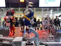 Руски фирми показаха на изложението на роботи в Токио най-добрите си проекти