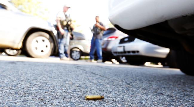 Над 1100 убити от полицията в САЩ през 2015 г.