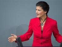 Сара Вагенкнехт: Военните намеси на Запада само помагат на Ислямска държава