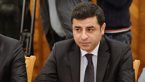 Селахатин Демирташ: Решението на Анкара да свали руския Су-24 беше неправилно