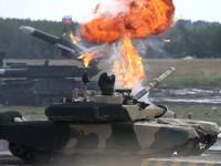 Новият руски танк Т-90МС по набор от показатели е най-добрият на световния пазар