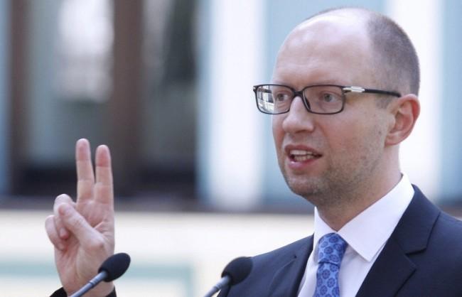 Върховната рада поиска оставката на Яценюк