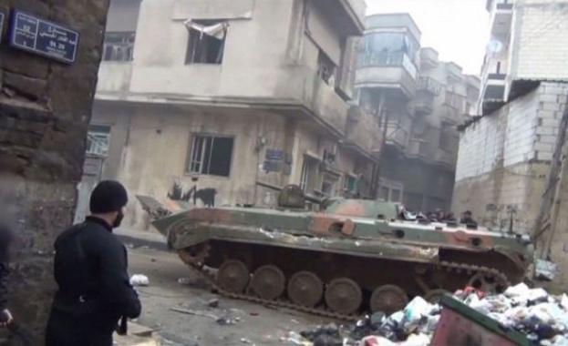 Примирието в Хомс – пролог към прекратяването на огъня в Сирия