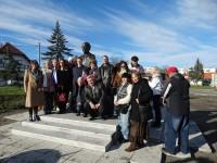 Откриване на бюст-паметника на акад. Дмитрий Сергеевич Лихачов