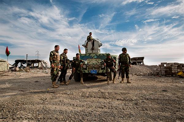 Турция иска да разцепи Ирак на три