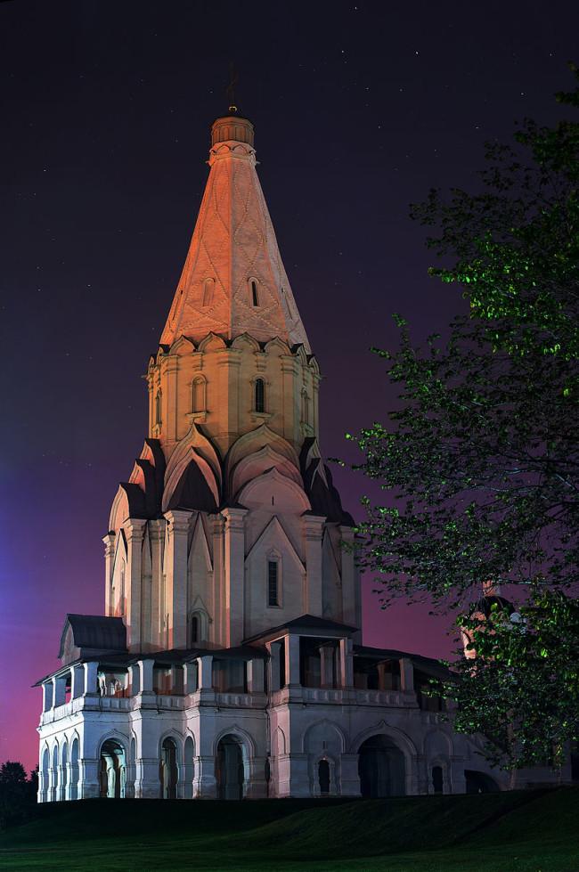 Обекти на световното наследство на ЮНЕСКО в Русия – Църквата Възнесение Господне