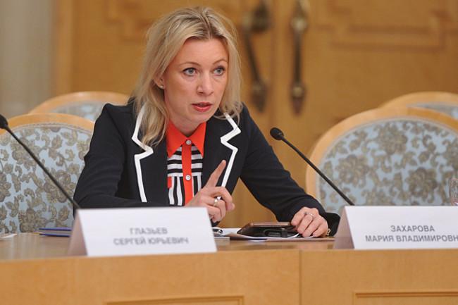 Мария Захарова: Турция сама е отказала възможностите за конструктивен диалог за Сирия