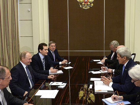 Владимир Путин ще се срещне с Джон Кери