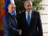 Израел и Русия подобряват координацията си заради ситуацията в Сирия