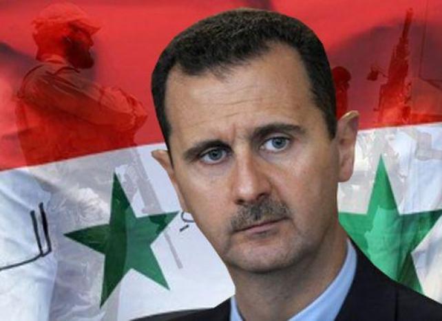 Асад е част от решението на конфликта в Сирия
