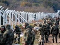 Македония вдига втора ограда по границата с Гърция